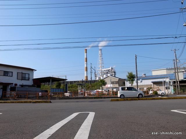 富士の工場