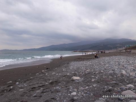 相模湾-御幸の浜