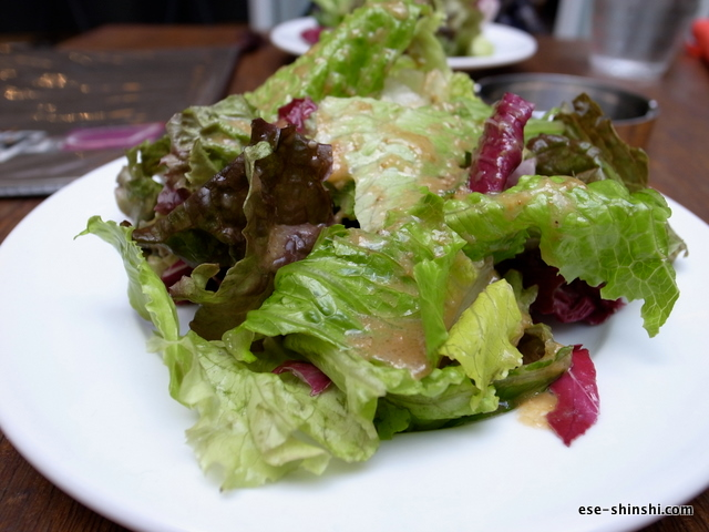 サラダ-ラスチカス