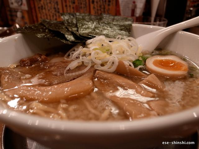 節骨ラーメン-節骨麺