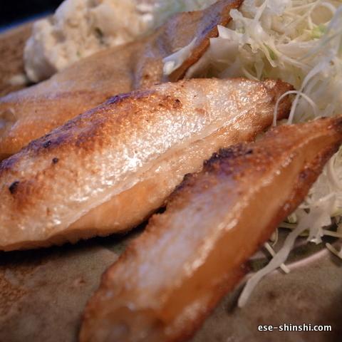 鮭はらす焼き-浅乃